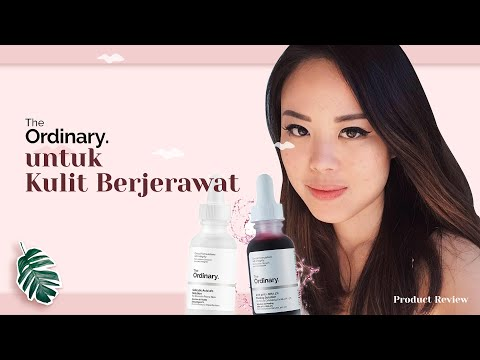 The Ordinary untuk Kulit Berjerawat | Skincare Review Indonesia | Stella Amabel x Ponny Beaute