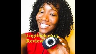 Logitech c615 Review