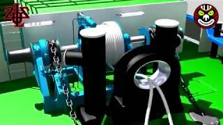 2010 - Анимация строительства буксира
