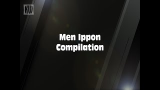 17th All Japan 8-dan Kendo Championships - Men Ippon Compilation