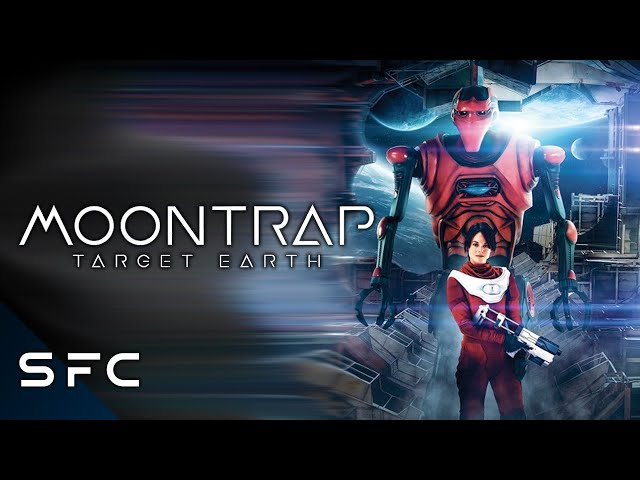Moontrap: Target Earth | Full Movie Sci-Fi Adventure