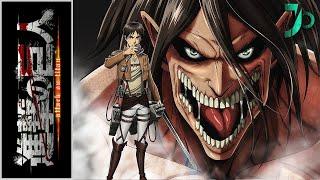 Вторжение Титанов 3 й сезон опенинг 2 Shoukei To Shikabane No Michi Русский кавер ТВ версия