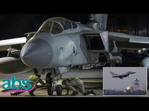 Two fighter jets in reserve to guard RAF Cyprus base  | ABS US  DAILY NEWS