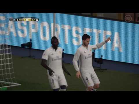 FIFA 17-What a finish from Eden Hazard