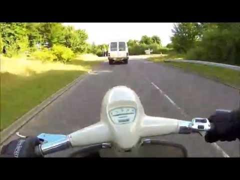 Lambretta Imola 186 Test Ride