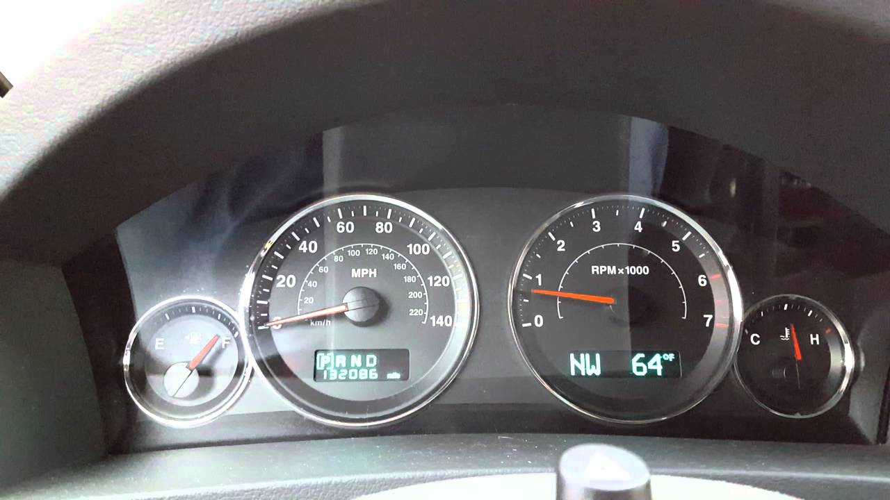 2007 jeep grand cherokee limited 4.7l v8 rough idle & stall problem