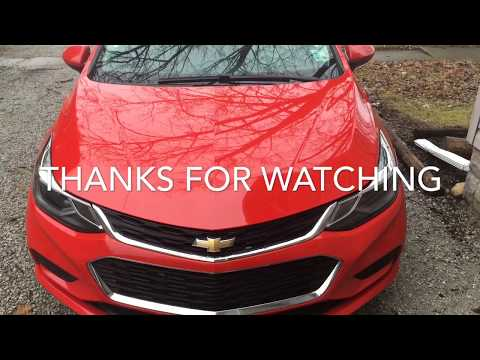2017ChevyCruz   🚘 Full Review