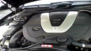 2004 MercedesBenz S600 V12 Start Up & Rev With Exhaust View - 48K