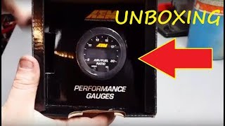 Unboxing AEM x- series wideband .30-0300