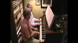 Dvorak, Slawischer Tanz, op. 72, 7, Presto