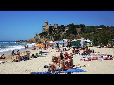Camping Tamarit Beach Resort in Tarragona (June 2019).