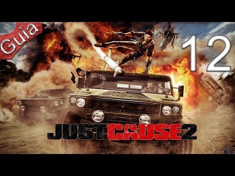 Just Cause 2 Español Walkthrough parte 12