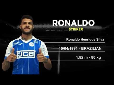 Confirm Transfer Ronaldo Henrique Silva ➡ Perak FA