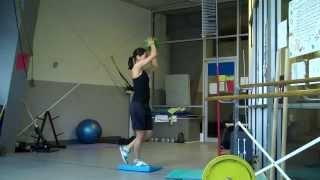 ОФП для фигуристов упражнения