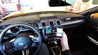 2018 Ford Mustang FordPass App