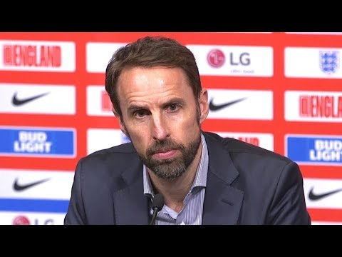 Gareth Southgate Announces England Squad For UEFA Nations League Finals - Full Press Conference