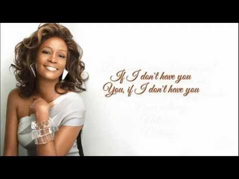 Whitney Houston + I Have Nothing + Lyrics/HQ