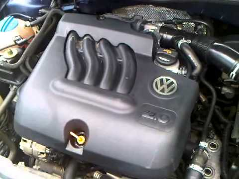 2005 Volkswagen Fuse Box Ruido Motor Vw Bora Jetta 2 0 Youtube