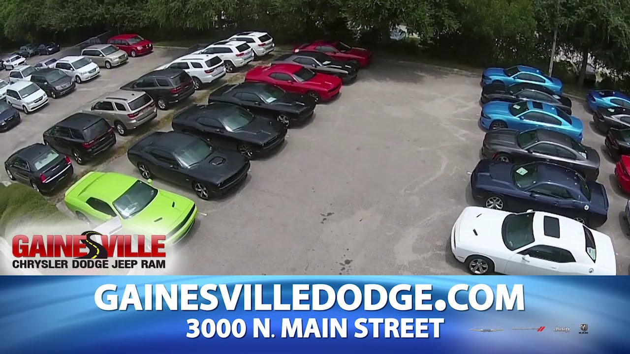 Certified Pre-Owned Vehicles You Can Trust at Gainesville Chrysler