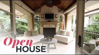 Tyra Banks39; Beverly Hills Home  Open House TV
