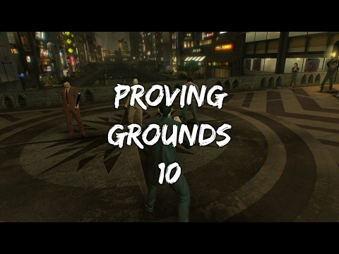 Yakuza 0 - Climax Battles Guide - Proving Grounds 10