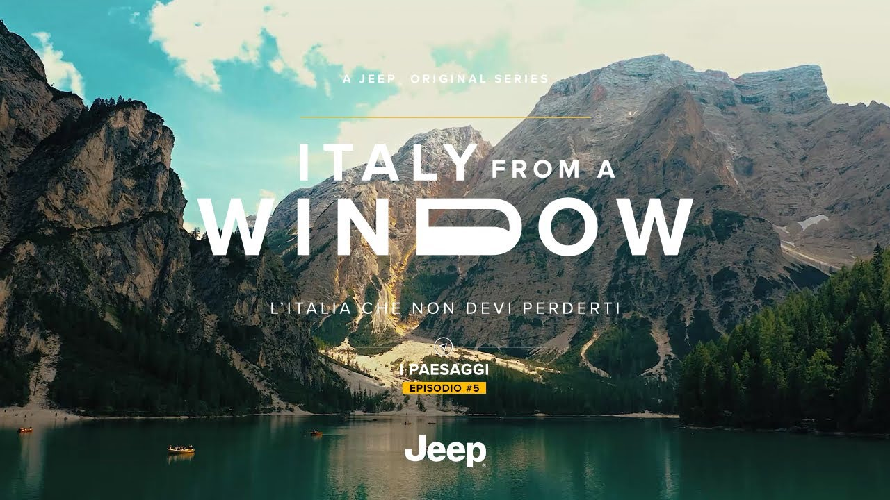 Jeep®: Italy from a window | Episodio 5