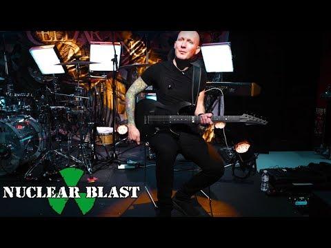 CELLAR DARLING - Ivo Henzi Talks Guitar & Bass Playing (EXCLUSIVE TRAILER)