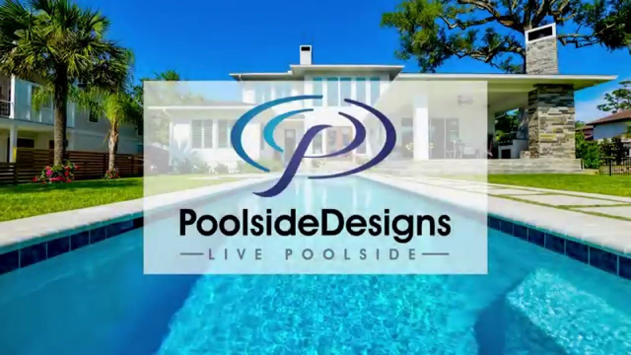 Pools jacksonville fl poolside designs inc youtube for Pool design jacksonville fl