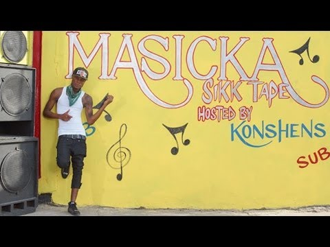 Masicka - Sikk Tape (Full Mixtape) [Hosted by Konshens]