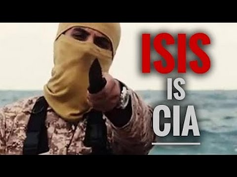 ISIS, CIA, AND VATICAN CONNECTION - Bill Hughes