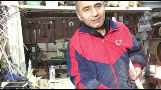 Dut bağlama cila polyester işi yapar Cengiz usta +905363471501