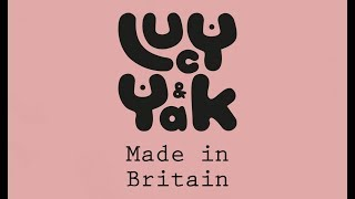 Here at Lucy and Yak we are so excited to introduce our new Made in...