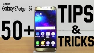 Samsung Galaxy S7 / S7 Edge - 50+ Tips & Tricks! (4K)