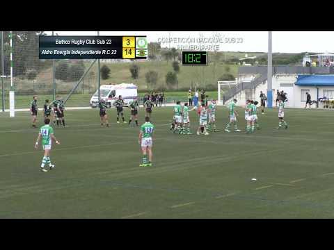 Bathco Rugby Club vs Independiente DHA Sub.23