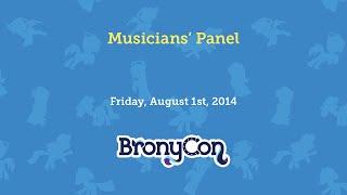 Musician's Panel