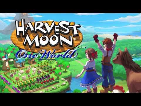 Harvest Moon: One World  - Gameplay Trailer