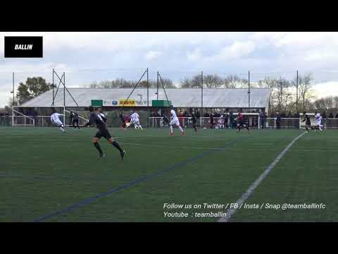 2017 11 26 U19 NATIONAL U.S. TORCY vs OLYMPIQUE LYONNAIS