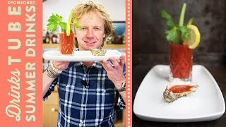 Bloody Mary & Oysters | Bart's Fish Tales