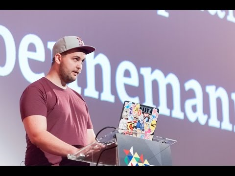 We fail to follow SemVer – and why it needn't matter by Stephan Bönnemann at JSConf Budapest 2015