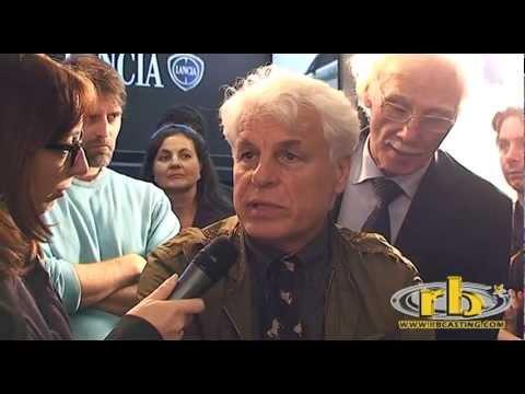 MICHELE PLACIDO - Stand Il Gioco del Lotto con RB Casting al Festival di Roma 2011