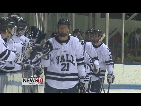 Yale's Keith Allain: 'John Hayden is the best captain I've ever had'