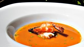 How To Make A Bisque - Barbecued Shrimp Or Lobster Soup Recipe - Pitmaster X
