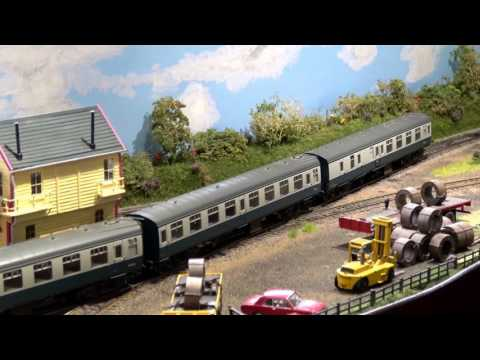 York Model Railway Exhibition 2017 Part 1