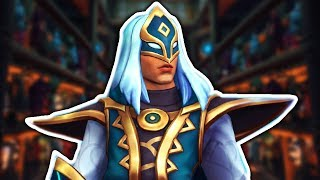 The New Damage Support! | Paladins Jenos OB55 Gameplay