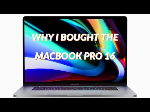 New Model Macbook Pro