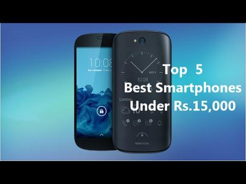 Top 5 Best Smartphones under Rs.15000 In India 2016