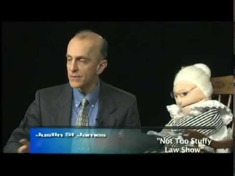 """Circumstantial Evidence, and Privacy - """"The Not Too Stuffy Law Show"""" - Episode 7"""