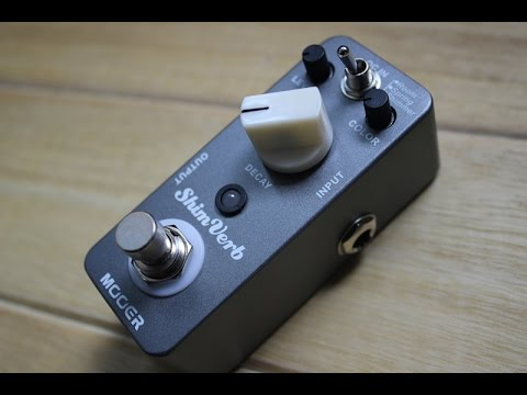 Mooer Pedals Review : mooer shimverb reverb pedal review and demo youtube ~ Russianpoet.info Haus und Dekorationen