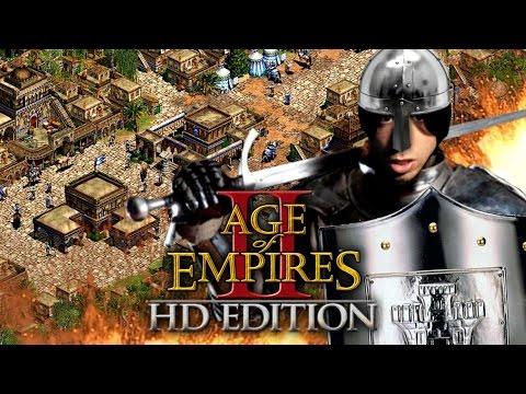 AGE OF EMPIRES 2 HD Edition - Los GENIALES BIZANTINOS   BATALLANDO ONLINE #19