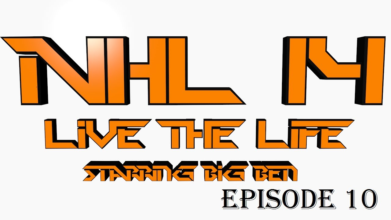 Nhl 14 Live The Life Episode 10 Too Many Turnovers